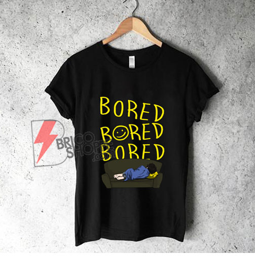 Bored---Sherlock-Bored-Shirt---Funny's-Shirt-On-Sale