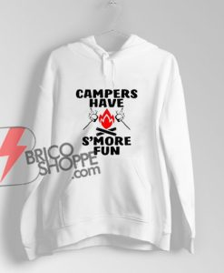 CAMPERS-HAVE-S'MORE-FUN-Hoodie