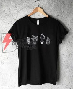 Cactus-T-Shirt--Funny's-Shirt-On-Sale