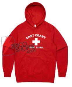East-Coast-Surf-Patrol-Hoodie---Funny's-Hoodie-On-Sale