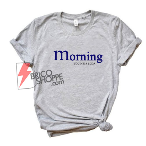 Morning-Scotch-&-Soda-Shirt---Funny's-Shirt-On-Sale