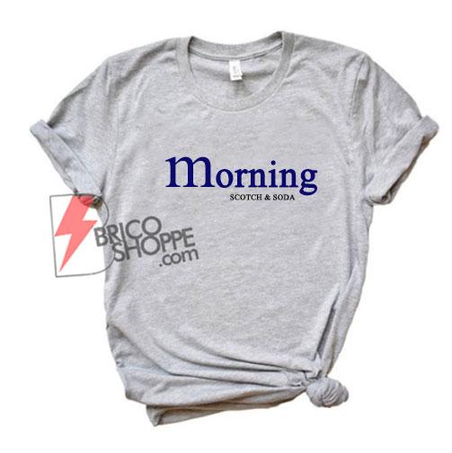 Morning-Scotch-&-Soda-Shirt---Funny's-Shirt-On-Sale