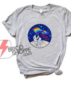 NASA Pride 2019 T-Shirt - Funny's LGBT Shirt