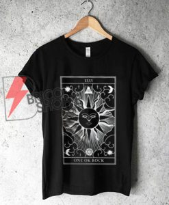 One Ok Rock Tarot Shirt - Funny's Shirt On Sale