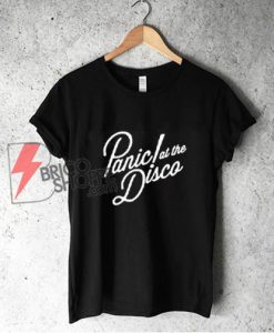 Panic-At-The-Disco-T-Shirt---Funny's-Shirt-On-Sale