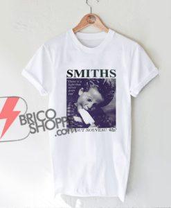 Vintage Shirt - Smiths Le Tount Nouveau 45t T-Shirt - Funny's Shirt On Sale