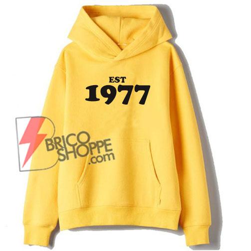est-1977-Hoodie