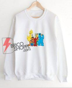 kaw-x-sesame-Sweatshirt---Funny's-Sweatshirt-On-Sale