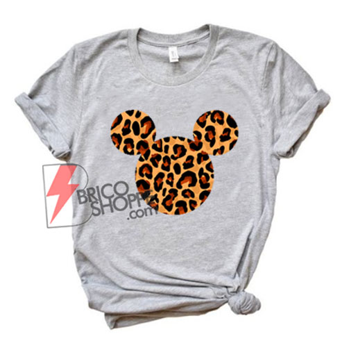 mickey-mouse-leopard---Funny-Mickey-Mouse-Shirt---Disney-Shirt