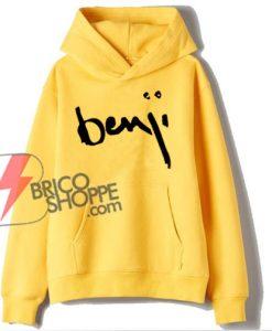 Ariana hoodie – benji hoodie – Funny's Hoodie On Sale