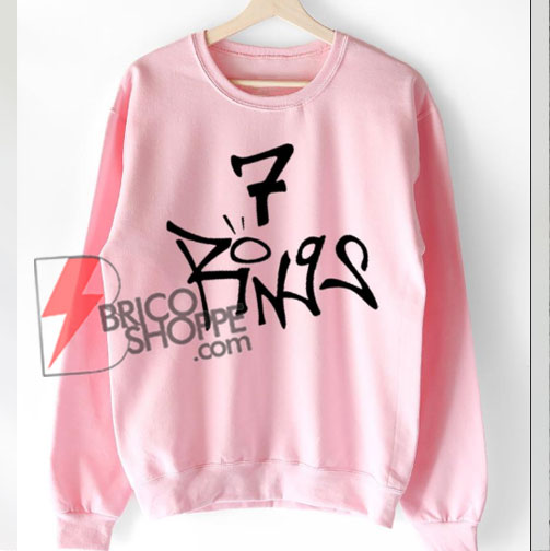 Ariana-Grande-7-Rings-Sweatshirt---Funny's-Sweatshirt-On-Sale