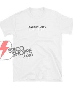 BALENCIAGAY Shirt - Funny's Shirt On Sale