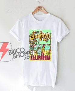 Best-surfing-in-California-T-Shirt---Funny's-Shirt-On-Sale