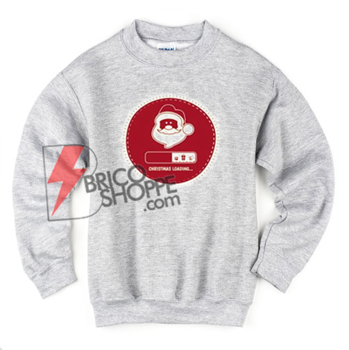 Christmas-Loading-Round-Vintage-Sweatshirt---Funny's-Sweatshirt-On-Sale