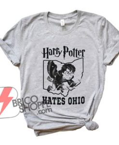 Harry Potter Hates Ohio T shirt - Funny's Shirt On Sale