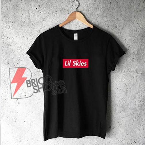 Lil Skies Shirt - Funny's Shirt On Sale