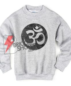 OM-Symbol-Yoga---Yoga-Sweatshirt---Funny's-Sweatshirt-On-Sale