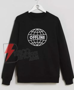 Offline-Sweatshirt---Funny's-Sweatshirt-On-Sale