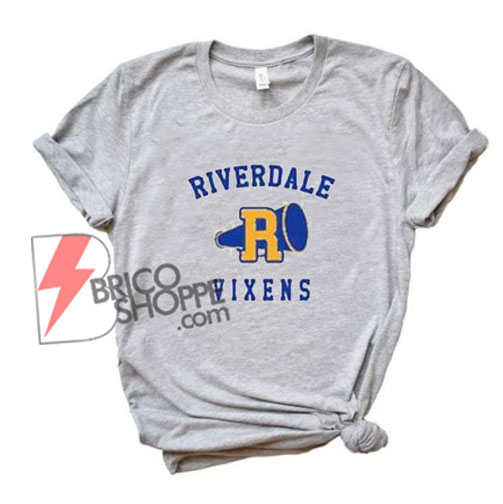 Riverdale-Vixen-T-Shirt---Funny's-Shirt-On-Sale