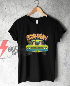 Scoobynatural – Scooby Doo And Supernatural- Funny's Shirt On Sale
