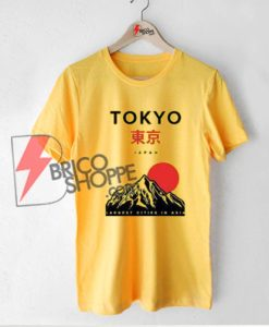 TOKYO-Japan-Shirt---Tokyo-Largest-cities-in-Asia-Shirt---Funny's-Shirt-On-Sale