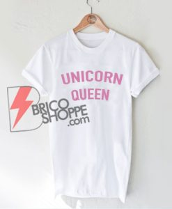 UNICORN-QUEEN-T-Shirt---Funny's-Shirt-On-Sale