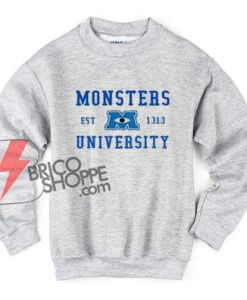 monster-university-Sweatshirt