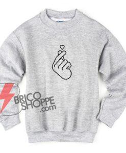 BTS-Sweatshirt-Korean-love-symbol-kpop-Sweatshirt