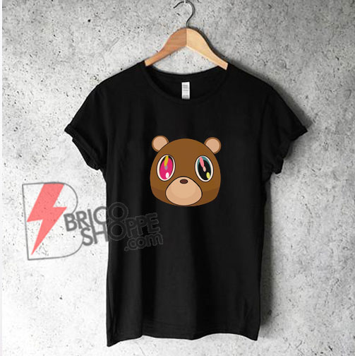 Graduation Bear Kanye West t-shirt - Funny's Shirt On Sale