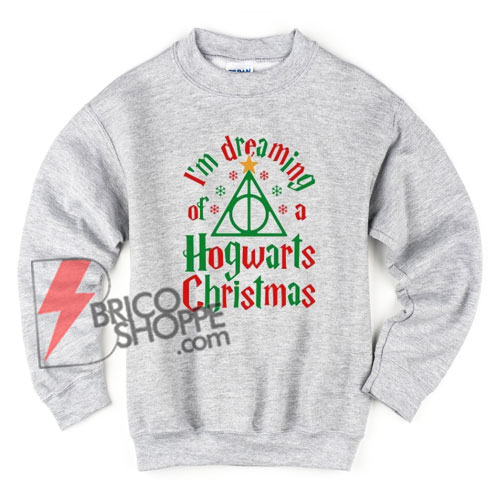 I'm-Dreaming-Of-A-Hogwarts-Christmas-Sweater