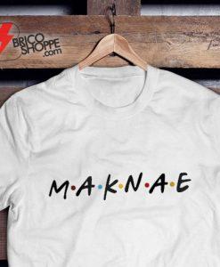 Maknae-T-Shirt,-Kpop-shirt,-Korean-Phrase-shirt---Funny's-Shirt-On-Sale