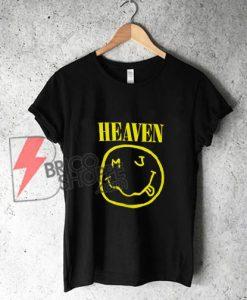 Marc-Jacobs-T-Shirt---Parody-shirt-Nirvana---Funny's-Shirt-On-Sale