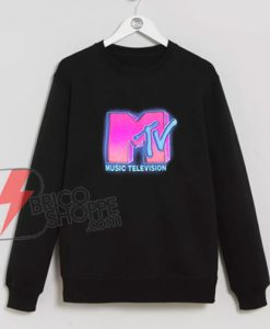 Mtv Logo Sweatshirt