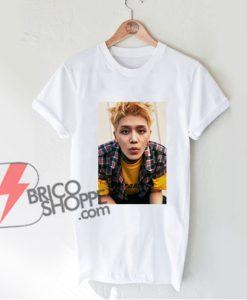 NCT-Taeil--T-Shirt---Funny's-Shirt---Kpop-Shirt---Kpop-Merchandise