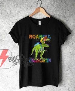 Roaring-Kindergarten-Dinosaur-T-Rex