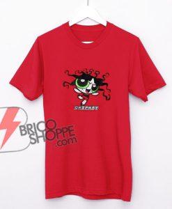 SEDUSAPUFF-Shirt---Parody-shirt-The-Powerpuff-Girls--Funny's-Shirt