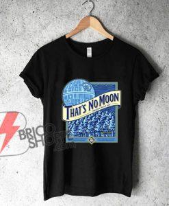Star-Wars-That's-No-Moon-T-Shirt---STAR-WARS-T-Shirt---Funny's-Shirt-On-Sale