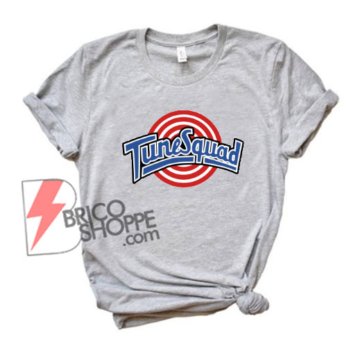 Tune Squad T-Shirt - Funny's Shirt On Sale