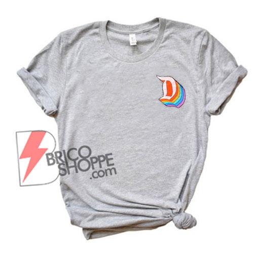 Vintage Disney Logo Shirt - Funny's Disney Shirt