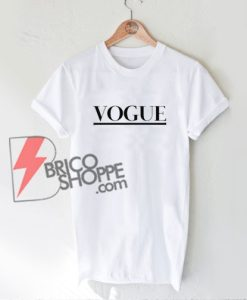 Vogue Teen Magazine Shirt - Funny's Shirt On Sale