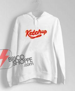 Funny-Ketchup-Hoodie---Funny's-Hoodie-On-Sale