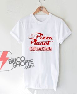 Pizza Planet Delivery Shirt - Toy Story Shirt - Pizza Toy Story Shirt - Disney Shirt