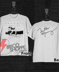 freddie-mercury-signature-shirt---Funny's-Queen-Band-Shirt---Funny's-Shirt-On-Sale