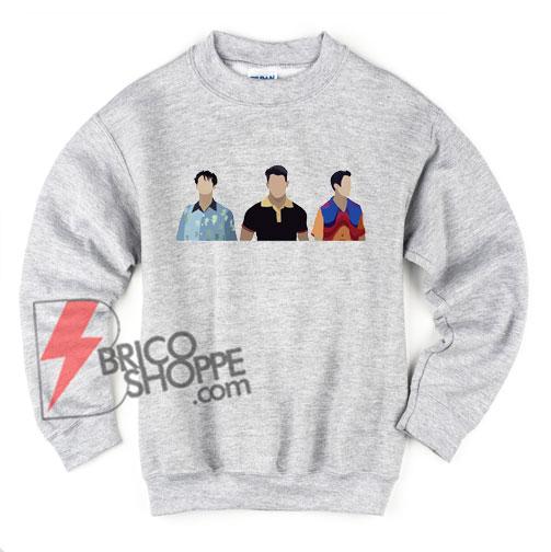 Jonas Brothers Sucker Sweatshirt – Funny Sweatshirt On Sale