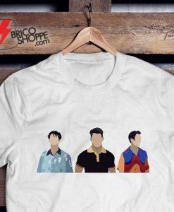 Jonas Brothers Sucker T-Shirt - Funny Shirt On Sale