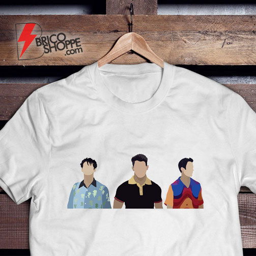 Jonas Brothers Sucker T-Shirt - Funny Shirt On Sale