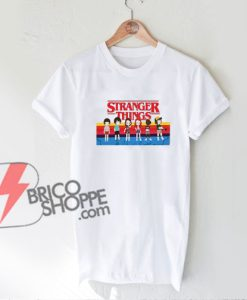 STRANGER THINGS Shirt - Funny's Shirt On Sale