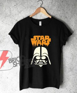 Star Wars Darth Vader Halloween T-Shirt - Funny's Shirt On Sale