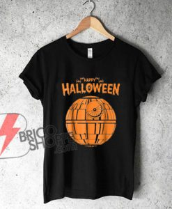 Star wars Halloween shirt T-Shirt - Funny's Halloween Shirt On Sale