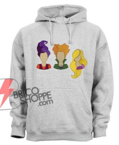 Witchy Halloween Hoodie - Funny's-Halloween Hoodie On Sale